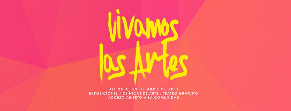 Vivamos las Artes 2016